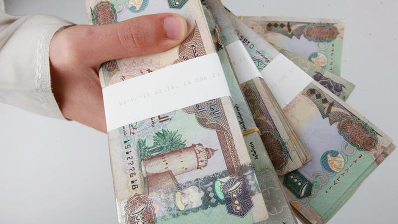 صافي دخل البنوك في الدولة خلال الربع الأول سجل 27 مليار درهم.  أرشيفية