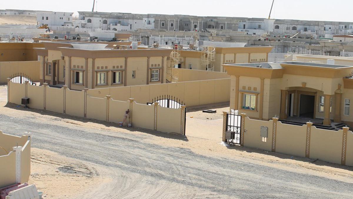 دبي رصدت ميزانية تاريخية لإسكان المواطنين.   أرشيفية