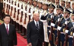 الصورة: نشوب حرب باردة بين الولايات المتحدة والصين ليس أمراً حتمياً
