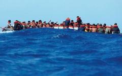 الصورة: أوروبا تستعد لموجات كبيرة من الهجرة غير الشرعية