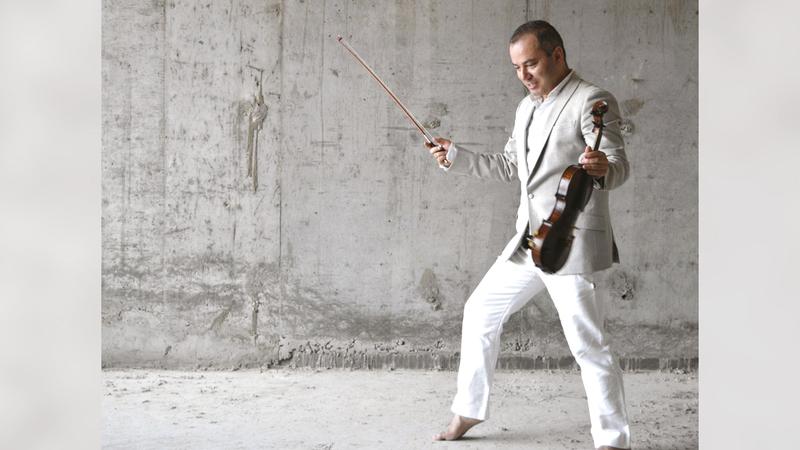 الموسيقار الدكتور محمد حمامي.  من المصدر