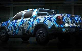 الصورة: فورد تطلق الجيل الجديد من سيارة البيك آب (Ranger)