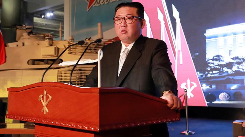 كيم جونغ أون.  أرشيفية