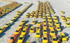 الصورة: «كارتلات» سيارات الأجرة في إسطنبول تفرض سيطرتها