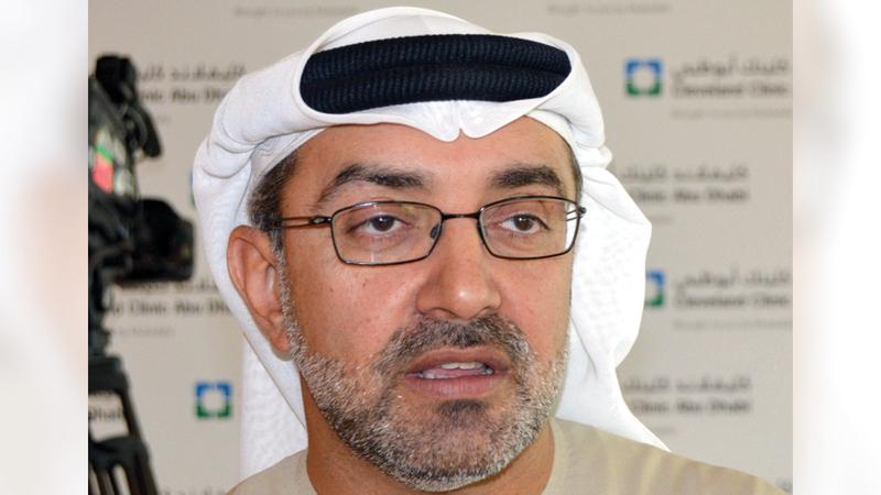 علي العبيدلي: «التبرّع بالأعضاء وزراعتها برنامج إنساني يعكس الروح السائدة في المجتمع الإماراتي».