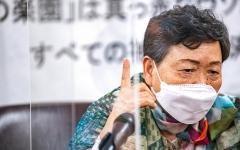 الصورة: منشقون كوريون شماليون في اليابان يطالبون حكومة بيونغ يانغ بتعويضات
