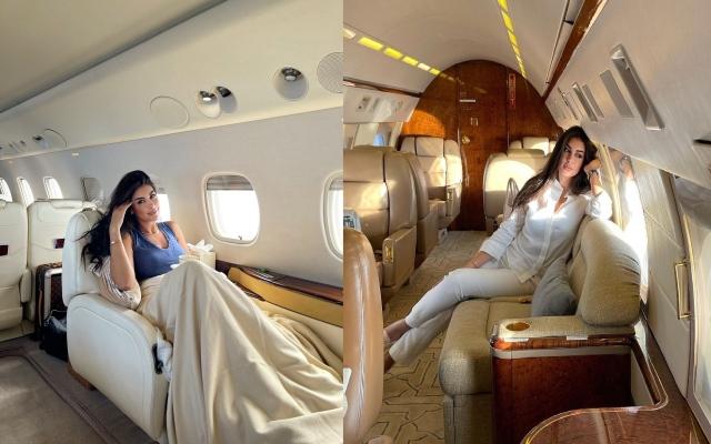الصورة: والد ياسمين صبري: أغرتها الأموال والطائرات ولم تبارك لأخيها في زفافه