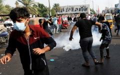 الصورة: السياسة العراقية تحت رحمة رصاص الميليشيات