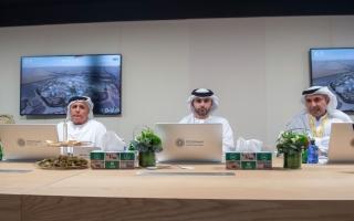 الصورة: منصور بن محمد: برؤية وتوجيهات محمد بن راشد الحياة تعود لطبيعتها في دبي