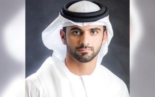 منصور بن محمد: دبي أصبحت مقراً لكبرى البطولات ومحط أنظار أبرز النجوم