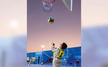الصورة: عين إكسبو.. شرف المحاولة.. لبلوغ «السلة البعيدة»