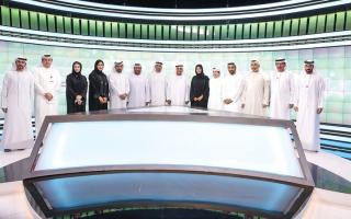الصورة: «دبي للإعلام» توقّع مذكرة تفاهم مع جامعة الإمارات