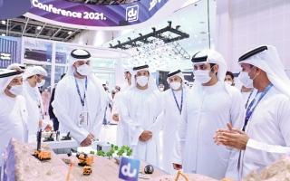الصورة: مكتوم بن محمد: التكنولوجيا كانت وستبقى أحد أهم محاور التنمية في دبي والإمارات