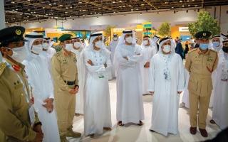 الصورة: استشراف استراتيجي ضمن 15 خدمة ودورية ذكية لشرطة دبي
