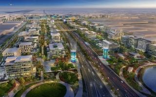 الصورة: «دبي الجنوب للعقارات» تطلق مشروعها الجديد «ذا أفينيو»