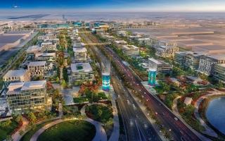 الصورة: «دبي الجنوب للعقارات» تطلق «ذا أفنيو» بنظام التملك الحر