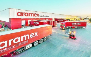 """الصورة: سوق دبي: إتمام صفقة مباشرة بقيمة ١.٤ مليار درهم على سهم """"أرامكس"""""""