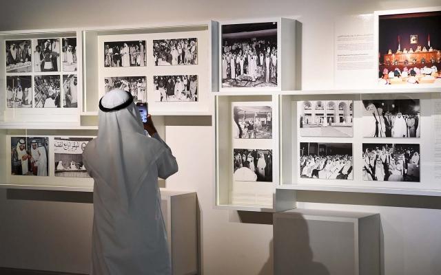 الصورة: «المجمع الثقافي- أبوظبي».. 40 عاما في حب الثقافة الابداع