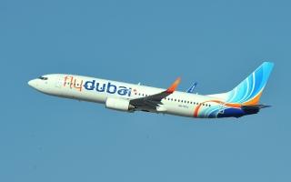 """الصورة: """"فلاي دبي"""" تستأنف رحلاتها إلى المدينة المنورة أول نوفمبر"""
