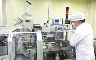 الصورة: «اقتصادية أبوظبي» تبدأ تنفيذ مشروع التصنيع الذكي