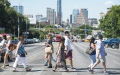 الصورة: أميركا تشهد هجرة جماعية من كاليفورنيا إلى تكساس