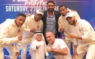 الصورة: «ملاكمة الشعب الكوبية» في ضيافة دبي للمرة الأولى.. وبمشاركة 24 مقاتلاً