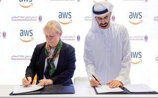الصورة: الإمارات تطلق مبادرة «رواد الاقتصاد الرقمي»