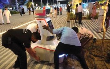 الصورة: «يداً بيد».. عنوان دائم لـ «إكسبو 2020 دبي»