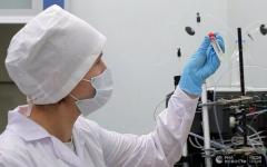 """الصورة: """"دلتا بلس"""".. اكتشاف متحور جديد من فيروس كورونا في روسيا"""