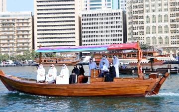 الصورة: أسئلة الزوّار.. ما الخيارات المتاحة للرحلات البحرية في دبي؟
