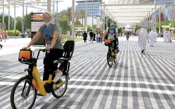 الصورة: وسائل إعلام عالمية: «إكسبو 2020 دبي».. تجربة لا تنسى