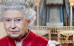 الصورة: ملكة بريطانيا قضت ليلة في المستشفى لإجراء فحوصات