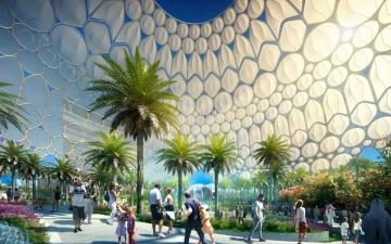 الصورة: «إكسبو 2020 دبي»: المجلس العالمي لأجيال المستقبل يناقش تحديات قطاع الفضاء
