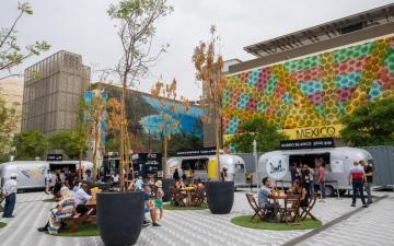 الصورة: نكهات من 192 بلدا.. تبهر الحواس في «إكسبو 2020 دبي»