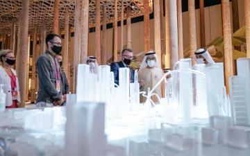 الصورة: محمد بن راشد: إكسبو دبي قرية صغيرة تجمع البشرية وتصنع المستقبل