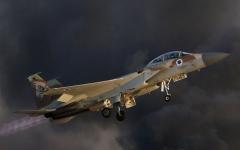 """الصورة: إسرائيل تستأنف تدريبات تحاكي """"ضرب منشآت نووية إيرانية"""""""
