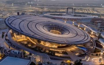 """الصورة: لجنة تسيير """"إكسبو 2020"""" تثمن مشاركة قيادة الإمارات في الحدث العالمي"""