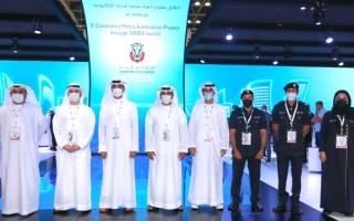 الصورة: «جمارك أبوظبي» و«تم» تطلقان مشروع أتمتة إجراءات سياسة التجارة الإلكترونية