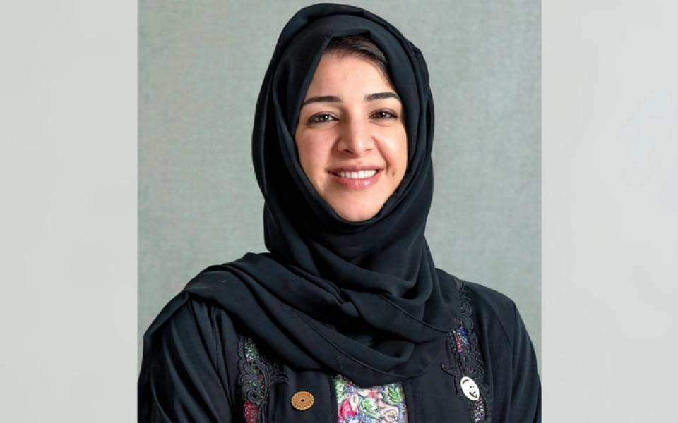 الصورة: ريم الهاشمي: نسعى لترك أثر وإرث إيجابيين