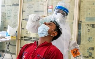 الصورة: 88 إصابة جديدة بـ «كورونا» و135 حالة شفاء وحالتا وفاة