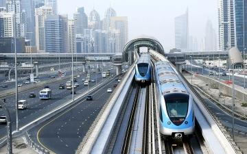 الصورة: أسئلة الزوّار.. ما هي محطات المترو المتصلة مباشرة بالمراكز التجارية؟