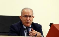 الصورة: وزير خارجية الجزائر: لا نمارس دبلوماسية مكبر الصوت ونسجل مواقفنا بهدوء