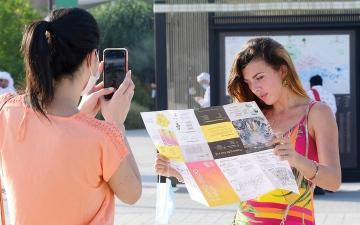 الصورة: 8 نصائح ذهبية لقضاء يوم رائع في «إكسبو»