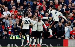 """ليفربول يذل مانشستر يونايتد 5-صفر.. ومحمد صلاح """"تاريخي"""" (صور)"""