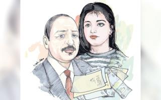 الصورة: خليجية تقاضي زوجها لاتهامها بالاستيلاء على مركبته وخزانة ذهب