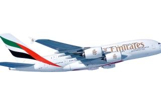 الصورة: «طيران الإمارات».. من دبـي إلى «العالمية» في 36 عاماً