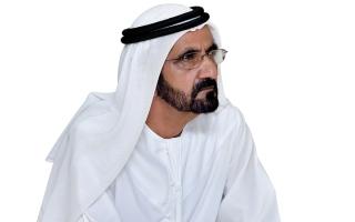 محمد بن راشد: ندعم أيّ تحالفات توصل البشر معرفياً لأبعد الكواكب والمجرات