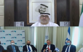 الإمارات وإسرائيل توقعان مذكرة تفاهم للاعتراف المتبادل بلقاحات كوفيد-19