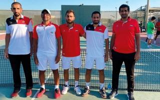 متفرقات.. تأهل منتخب التنس للمجموعة الـ 3 في «كأس ديفيز»