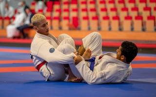 الصورة: بطولة العالم للجوجيتسو تنطلق 3 نوفمبر في أبوظبي